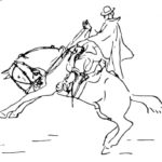 Horse and Don Segundo Sombra
