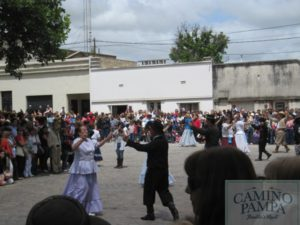 gaucho baile