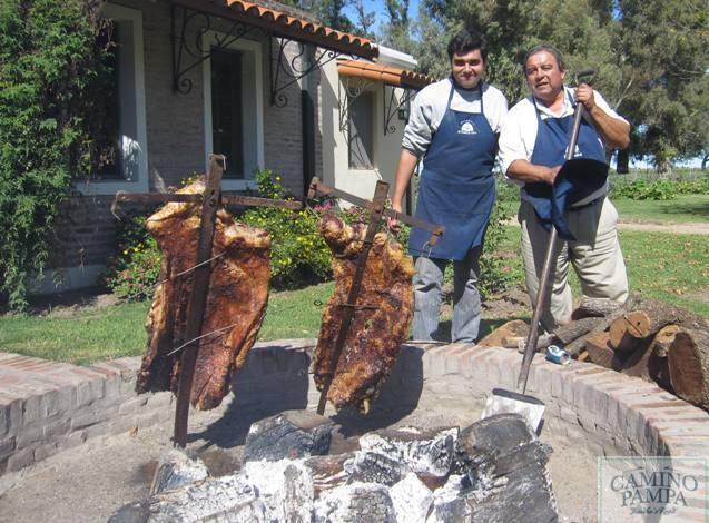 estancia el ombu barbecue gaucho