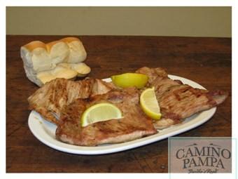 cerdo a la parrilla argentina