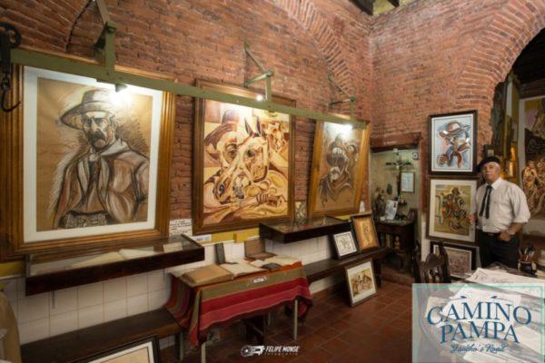 Tour Cultura Gauchos pintor gaucho